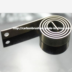 Produce constant force coil flat spiral spring pictures & photos