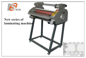 New Series of Electric Independent Temperature Laminating Machine pictures & photos