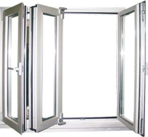 China best sale double glazing aluminum folding patio for Double glazed patio doors sale