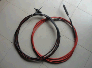 Gear Cable for Higer / Kinglong / Yutong/Changan Bus pictures & photos