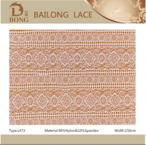 Beautiful Design Soft Net Elastic Lace Fabrics