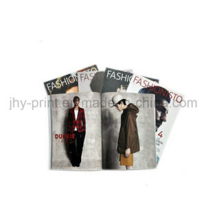 Full Color Fashion Magazine Printing Service (jhy-293) pictures & photos