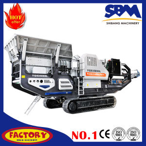 Hot Sale Portable Mobile Crusher Machine pictures & photos