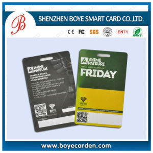 Antenna Ultralight RFID Hotel Key RFID Card for Key System pictures & photos