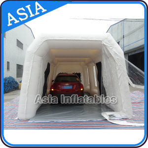 Portable Woodworking Spray Booth, Automobile Small Part Spray Booth pictures & photos