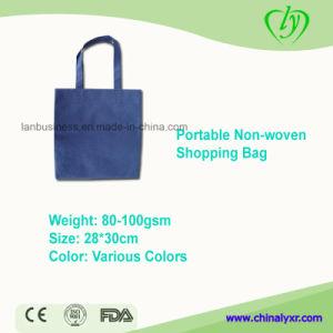 Portable and Practical Non Woven Shopping Bag pictures & photos