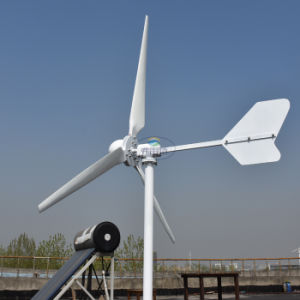 3kw Home Use Wind Turbine Generator 120V for off Grid System pictures & photos