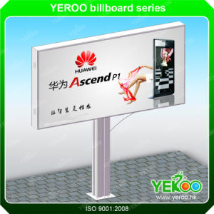 Outdoor Billboard Advertising Equipment Flex Banner Billboard pictures & photos