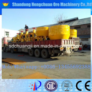 China Durable Wet Pan Mill for Rock Gold Mining Plant