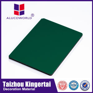 Alucoworld Advertisement Fireproof Insulation Wall Board Mounted Advertising pictures & photos