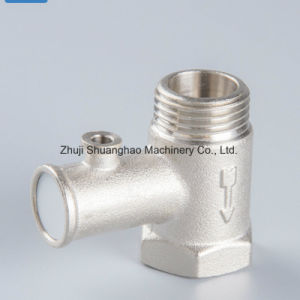 Mini Safety Relief Valve for Water Heater System pictures & photos