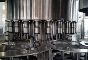Automatic Rotary Juice Hot Filling Machine pictures & photos