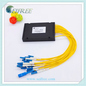 16CH Coarse Wavelength Division Multiplexer Optical CWDM (SC&LC) pictures & photos