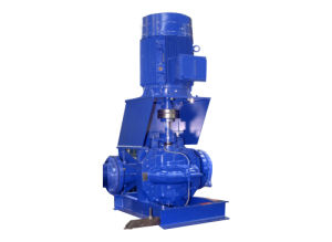 Single Stage Double Suction Centrifugal Water Pump pictures & photos