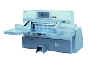 Digital Display Paper Cutting Machine (SQZX115G) pictures & photos