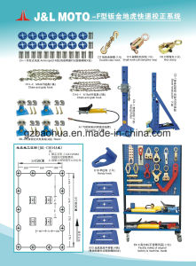 Auto Body Repair System-Bench/Vehicle Body Straightener Machine/Frame Repair Machine (Model F) pictures & photos