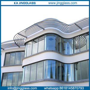 12mm Balustrade Curved Tempered Glass Panels pictures & photos