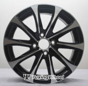 15 Inch Black Auto Aluminium Alloy Rim or Rims for Honda pictures & photos