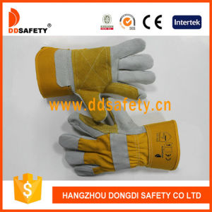 Ddsafety 2017 Reinforced Leather Gloves pictures & photos