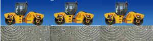 XCMG Xd122e 12ton Double Drum Types of Road Roller pictures & photos