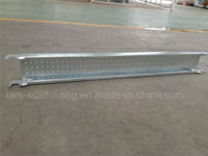 Steel Plank with Hook for Ringlock/Cuplock Scaffolding pictures & photos