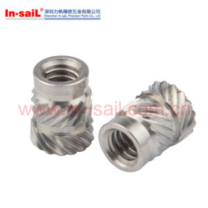 Double Threaded Insert Nut for Thermoplastic pictures & photos