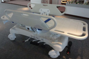 AG-HS008 ISO Ce Approved Hospital Instrument Ambulance Stretcher for Sale pictures & photos