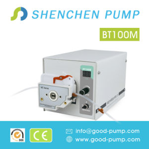 New Style Speed Peristaltic Pump Price, Discount Low Flow Rate Peristaltic Pump Dispenser pictures & photos