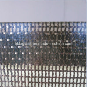 9.37mm Wired Laminated Glass with AS/NZS 2208: 1996 and En12150 Certificate pictures & photos
