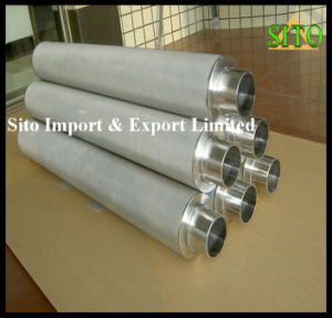 Stainless Steel 316 Weaving Mesh Water/Oil/Gas Strainer Filter pictures & photos