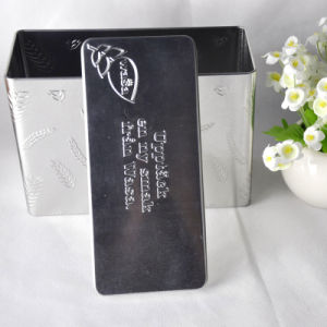 Factory Price Tea Packaging Tin Box Wholesale Custom Tea Tins
