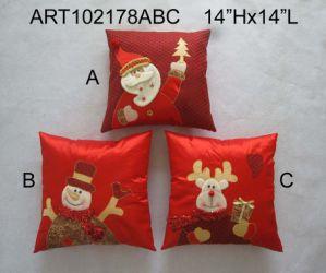 Christmas Santa Snowman Holding Giftbag, 2 Asst-Christmas Decoration pictures & photos