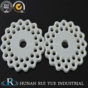 High Heat Resistance Ceramic Cordierite Parts pictures & photos