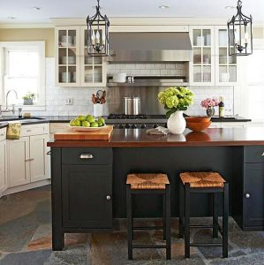 Modern Luxury Solid Wood Kitchen Design pictures & photos
