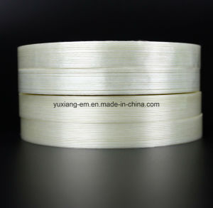 Electrical Insulation Glassfibre Ployester Adhesive Tape pictures & photos