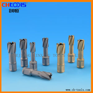 TCT Core Drill with Quick Change Shank (DNTG) pictures & photos
