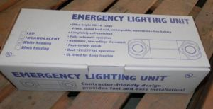 Emergency Lighting, UL Emergency Light, UL Emergency Lamp, pictures & photos