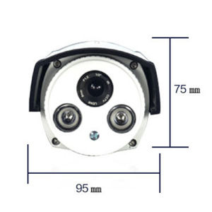 1.3MP HD Ahd CCTV Camera with 40m IR Distance pictures & photos