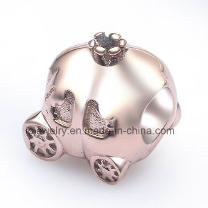 Wholesale Steel Bead Gold Plated Jewelry Manufacturer pictures & photos