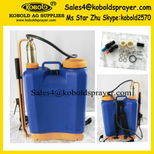 16L Plastic Agriculture Hand Backpack Farm Manual Sprayer pictures & photos