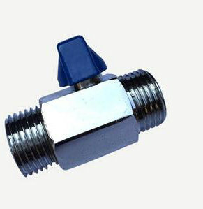 The Double Wire Mini Brass Ball Valve pictures & photos