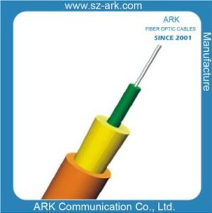 Fiber Optic Simplex Round Indoor Cable Ark pictures & photos
