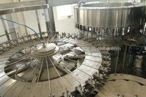 Automatic Pet Bottle Water Filling Machinery (200-2000ml) pictures & photos
