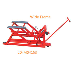 1500lbs Low Profile Hydraulic Motorcycle/ATV Lift Table Hoist pictures & photos