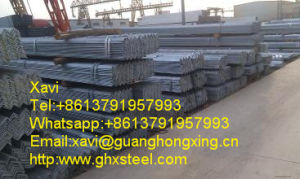 2.5~20# Equal Carbon Steel Angle