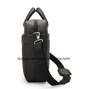 "Durable Import Waterproof Nylon Laptop Messenger Bag, Factory Make Travel Multifunctional Notebook/Computer Single Shoulder Bag Fit for 15.6"" Laptop pictures & photos"