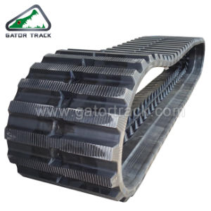 Good Price 650*110ym*88 Dumper Track Carrier Track Best Rubber Track pictures & photos