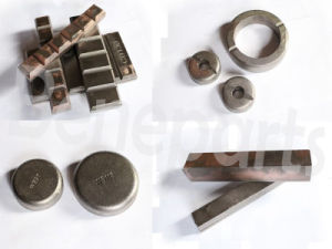 Heavy Machine Wear Protection Loader Bolt on Corner Protector DLP4716 pictures & photos