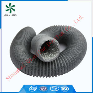 Fire Resistant Combi PVC Aluminum Flexible Duct for HVAC Systems pictures & photos
