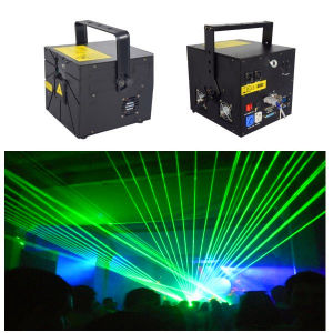 Green 10 W Cartoon High Quality Professional Laser Light pictures & photos